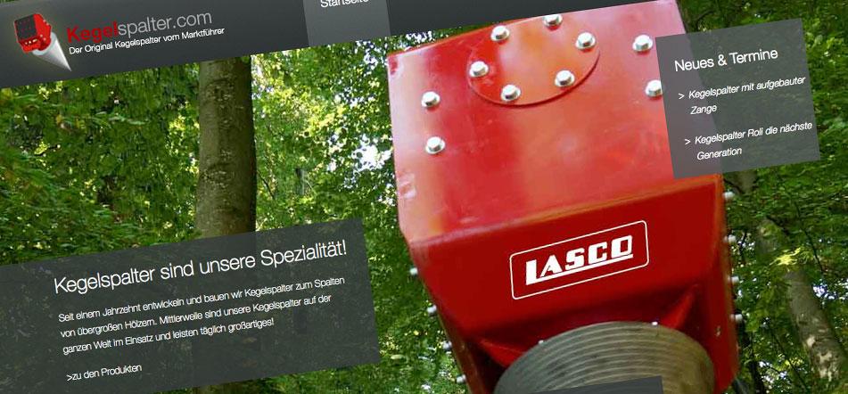 Etwas Neues genug Kegelspalter.com – Holz spalten beim Marktführer | Webdesign und #RD_96